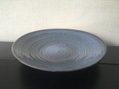Serax Pascale naessens schaal blauw/zwart D32 H6