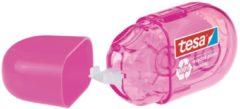 Tesa mini correctieroller roze