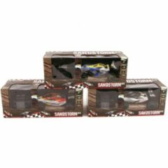 Basic Sandstorm 2-Kanaals 4-Wheel Drive RC Buggy 1:18 Assorti