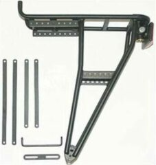 Zwarte Roland Bagagedrager Voor Add+bike Aanhangfiets
