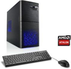 CSL Gaming PC | AMD Athlon X4 880K | AMD RX 460 | 8 GB RAM »Sprint T4812 Windows 10 Home«