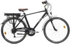 28 Zoll Herren Elektro Fahrrad 7 Gang Cinzia Sfera Cinzia schwarz