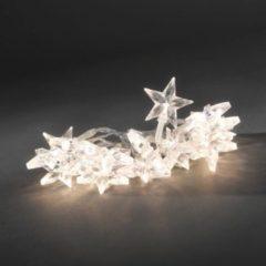 Konstsmide Light set Geschikt voor gebruik binnen 20lampen Geschikt voor buitengebruik LED Transparant