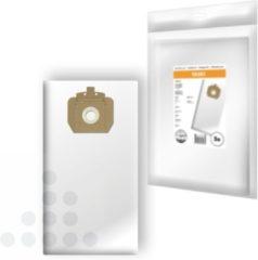 Witte Stofzuigerzakken geschikt voor Taski Vento 8 5 stuks - filter