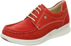 Rode Nette schoenen Wolky 05901 One - 10570 red-summer stretch nubuck