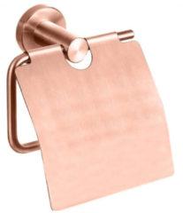 Best Design Lyon toiletrolhouder rose goud mat 4009780