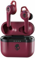 Rode Skullcandy INDY EVO True Wireless In-ear oordopjes - Deep Red