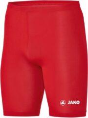 Jako Tight Basic 2.0 Senior Sportbroek - Maat XL - Unisex - rood