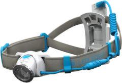Blauwe Ledlenser NEO10R - Running Hoofdlamp - Oplaadbaar - Hoofd-en Borstlamp in één