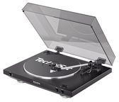 TechniSat TechniPlayer LP 200 Belt-drive audio turntable Schwarz - Silber 0000/9412