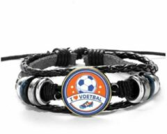 Akyol Voetbal armband - Voetbal - Sport - Bal - Sportief - cadeau - kado - geschenk - gift - verjaardag - feestdag – verassing – balsport – voetbalschoenen – speelveld – uefa – fifa – ronaldo – messi