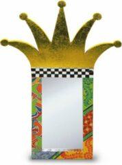 Tom's Company Kleurrijk, grappig en vrolijk, in alle kleuren van de regenboog: Drag mirror Crown