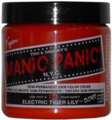 Oranje Manic Panic Classic Electric Tigerlily - Haarverf