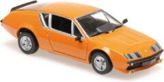 Oranje Maxichamps Renault Alpine A310 1976 Orange