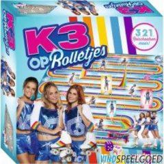 Studio 100 Dobbelspel K3 Op Rolletjes Meisjes