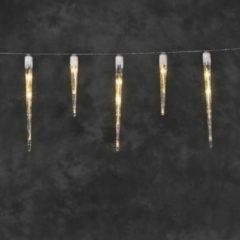 Konstsmide IJspegelsnoer met 32 pegels - 7.75 meter - extra warm wit