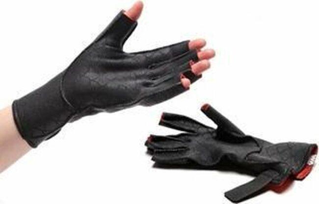 Afbeelding van Zwarte Artritis handschoenen van Thermoskin Small