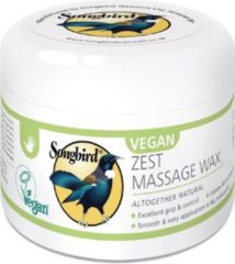 Songbird Vegan Zest Massage Wax 100 gr