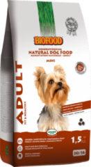 Biofood Adult Small Breed - Hondenvoer - Kip Erwt Bataat 1.5 kg
