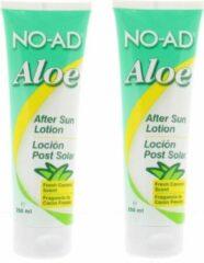 NO-AD Aloë Vera After Sun Lotion - 250 ml - 2 pak