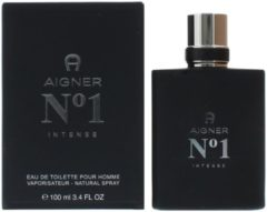 Aigner Number 1 Intense - 100 ml - Eau De Toilette