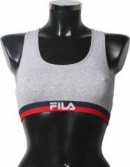 Fila - Dames - Woman bra elastic urban - Grijs - L
