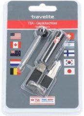 Travelite TSA-Kofferschloss mit Kabel-Pin Schwarz