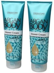 Creightons Argan Shower Gel 2x 250ml