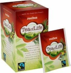 Tea of Life rooibos 4 * 20 zakjes