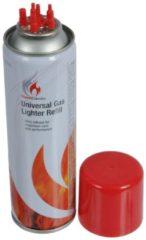 Rode Erro Flame Classics Butaan Gasfles - 250 ml - Aansteker navulgas