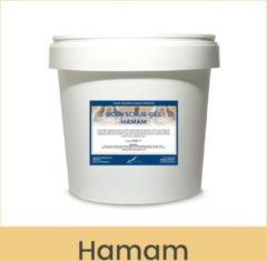Claudius Cosmetics B.V Bodyscrub-Gel Hamam 5 kg