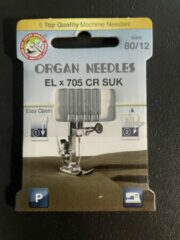 Organ Coverlock naalden EL x 705 CR suk