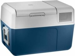 MobiCool MCF60 12/230 V Koelbox Energielabel: A+ (A+++ - D) Compressor 12 V, 24 V, 230 V Blauw, Wit 58 l