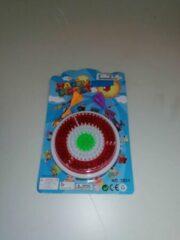 Merkloos / Sans marque Speelgoed dartboord met 2 pijltjes