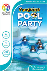 SmartGames Smart Games Penguins Pool Party (60 opdrachten)