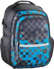 All Out Rucksack Filby Blue Pixel All Out blue pixel