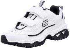 Sportschuhe Skechers weiß-kombi
