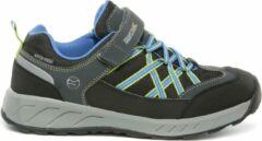 Regatta - Kids' Samaris V Waterproof Walking Shoes - Sportschoenen - Kinderen - Maat 29 - Blauw