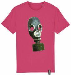 Donkergrijze Bolster Tees #0019 Bolster Tees Heren T-shirt Maat 2XL