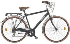 28 Zoll Herren City Fahrrad Gloria Duomo 6 Gang Gloria schwarz