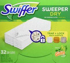Swiffer Stofopvegende Doekjes - Dry 32 stuks