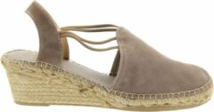 Beige Toni Pons Tremp Dames Espadrilles - taupe - Maat 36