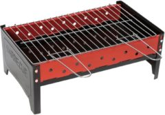 Camp Gear Houtskool barbecue 44x25x16 cm roestvrij staal 8108357