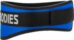 Blauwe Better Bodies - Basic Gym Belt (Strong Blue) XL