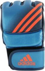 Adidas Speed MMA Bokshandschoenen - XL - Unisex - blauw/rood