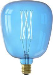 Calex Holland Calex Kiruna Sapphire Blue led lamp E27 4W 150lm 2700K Dimbaar