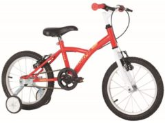 16 Zoll Kinder Fahrrad Orbita Pixie Orbita rot