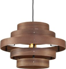 ETH verlichting Hanglamp Expo trading Walnut Walnoot Hout