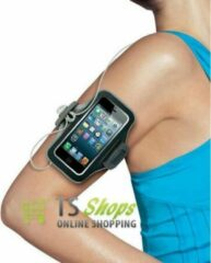 Qatrixx Sports armband case zwart voor Apple iPhone 7 Plus