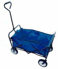 Blauwe Practo Garden BOLDERWAGEN PLOOIBAAR 56X90X50CM